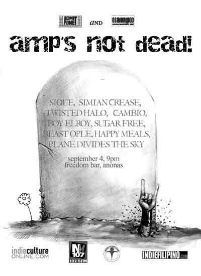 August 21, 2004 Poster
